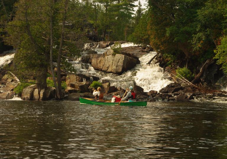 Cabin Falls 2