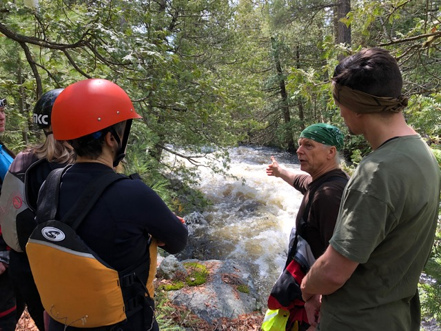 whitewater clinic